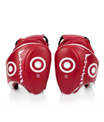 Fairtex Thigh Pads-Red