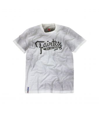 Fairtex T-Shirt - TST131-S-White