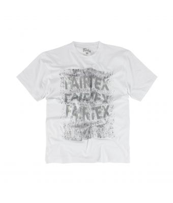 Fairtex T-Shirt - TST155-White-S