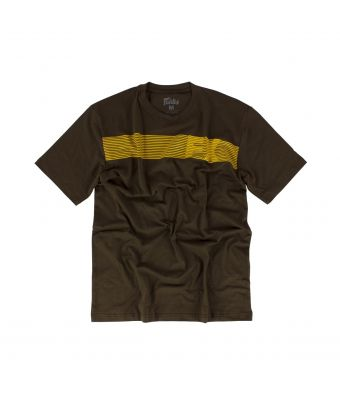 Fairtex T-Shirt - TST164-Brown-S