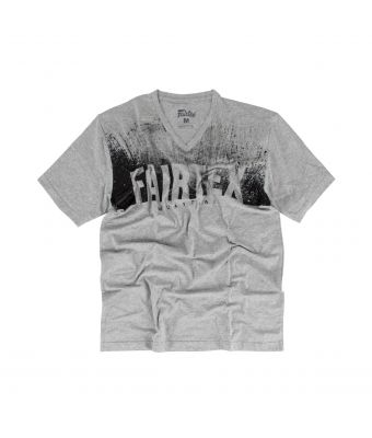 Fairtex T-Shirt - TST166-Gray-S