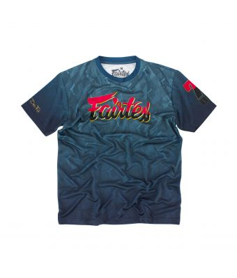 Fairtex T-Shirt - TST172-Green-S