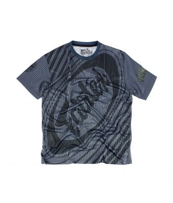 Fairtex T-Shirt - TST173-Gray-S