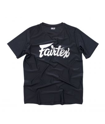 Fairtex Signature Tee-Black-S