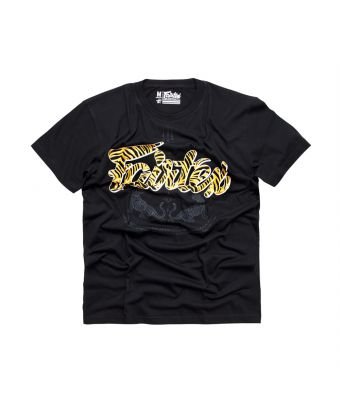 "Fairtex T-Shirt - TST190 ""Tiger""-Black-S"