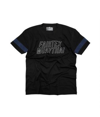 Fairtex T-Shirt - TST192-Black-S