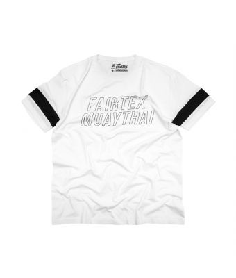 Fairtex T-Shirt - TST192-White-S