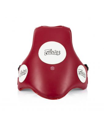 Trainer's Protective Vest-Red-Free size