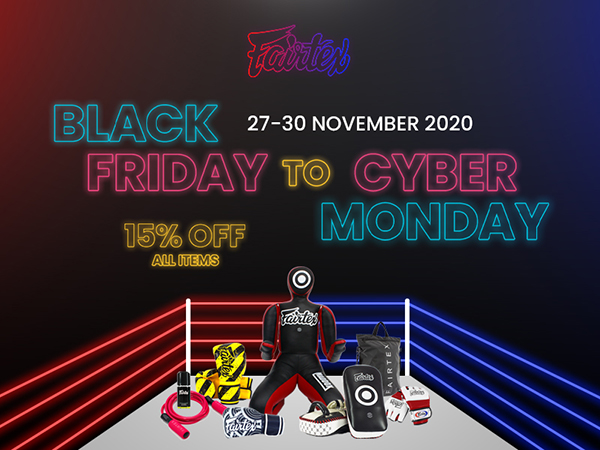 Black Friday to Cyber Monday 2020