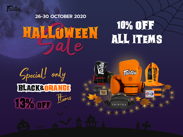 Halloween Sale Promotion 2020