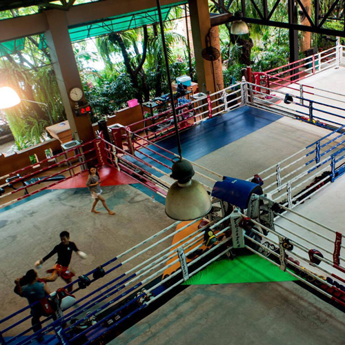Fairtex Facility Photo