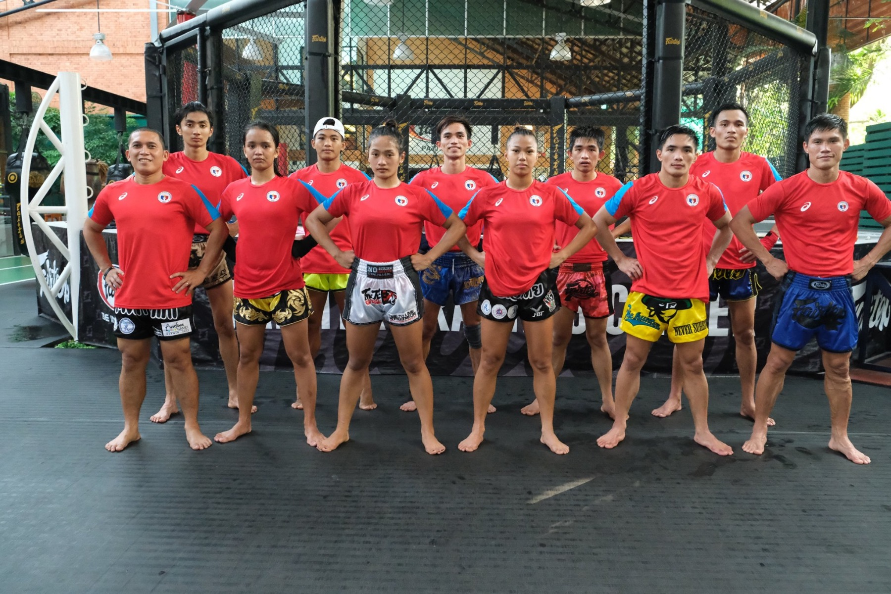 Philippines National Muay Thai Team